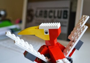 Flying Bird Robòtica LEGO WeDo