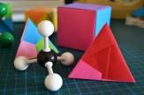 Origami Molecules