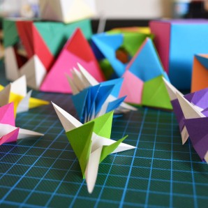 Sòlids Platònics Origami