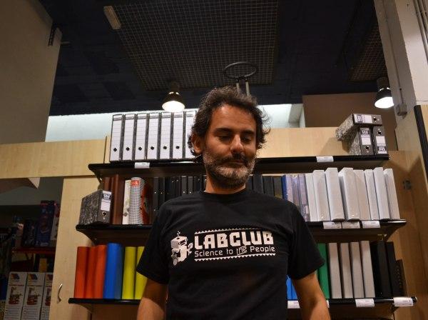 Jordi LABCLUB