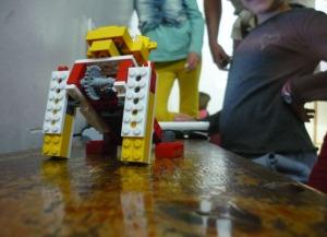 Taller Robòtica LEGO WeDo