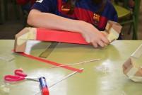 Taller construcció Periscopis Extraescolars Barcelona