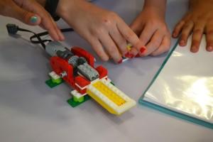 Taller de Robòtica LEGO WeDo - Ametlla Vallès