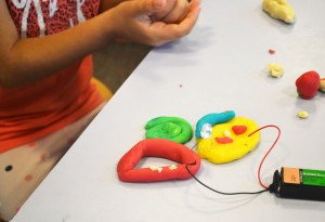 Taller Squishy Circuits