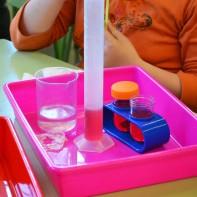 Tallers Física Química construcció termòmetres