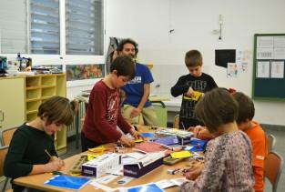 Tallers extraescolars - Circuits elèctrics amb littleBits