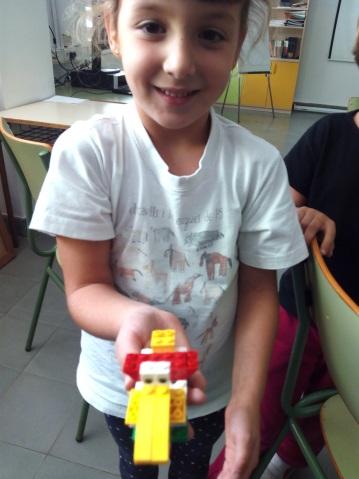 Tallers extraescolars - Robòtica amb LEGO WeDo i Scratch