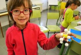 Tallers Extraescolars Ciència Molècules
