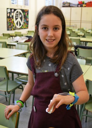 Tallers Extraescolars STEAM Wearable Circuits Barcelona