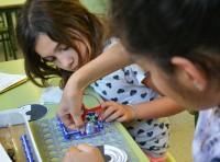 Tallers Extraescolars Ciència Efectes Òptics Barcelona