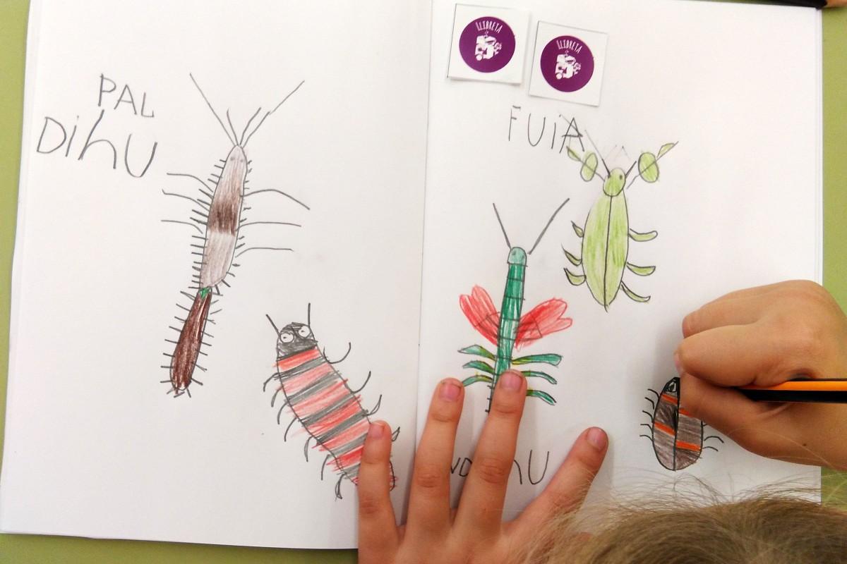 Tallers Extraescolars Ciència Artròpodes Insectes Barcelona