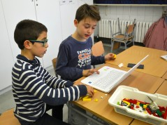 Tallers Extraescolars Robòtica LEGO WeDo STEM