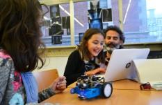 Tallers Extraescolars Robòtica mBot STEM
