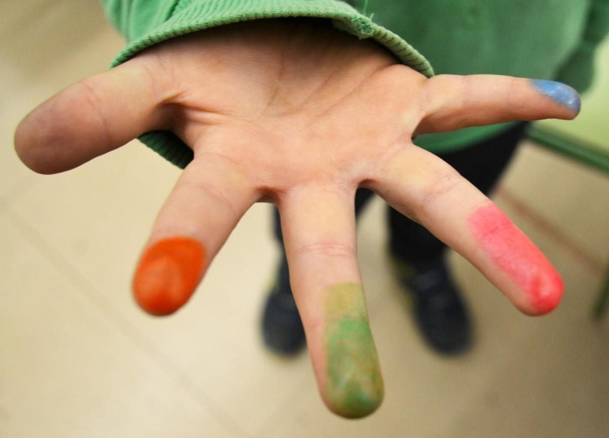 Taller Empremtes dactilars Dactiloscòpia Extraescolars Barcelona
