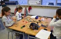 Taller Cotxes Elèctrics Extraescolars STEAM Barcelona