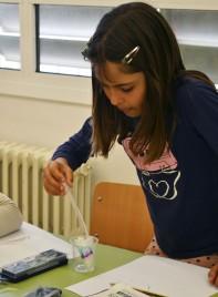 Taller Cromatografia Extraescolars Ciència Barcelona