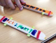 Tallers Extraescolars Ciència Barcelona Instruments Musicals