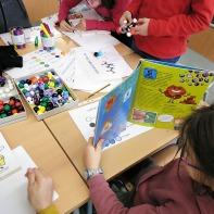 Tallers Extraescolars Barcelona Ciència Molècules Aminoàcids