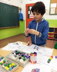 Tallers Extraescolars Barcelona Ciència Molècules