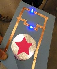 Tallers Extraescolars Ciència STEAM Circuits elèctrics coure
