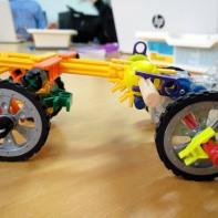 Tallers Extraescolars Robòtica Tecnologia K'Nex STEAM