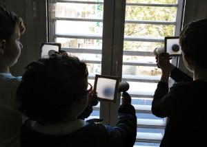 Tallers Extraescolars Ciència Cambra Fosca Càmera Obscura STEAM Barcelona