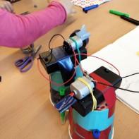 Taller Robòtica Drawbots Extraescolars STEAM