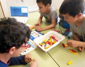 Taller Robòtica LEGO WeDo Extraescolars STEAM Barcelona