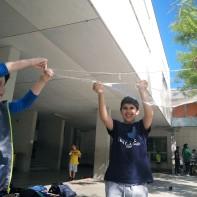 Tallers Extraescolars Ciència Bombolles Badalona