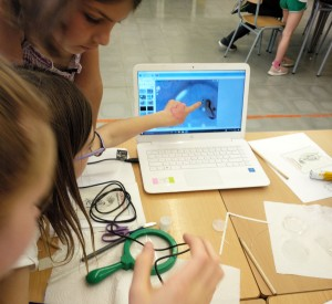 Taller Microscòpia Món microscòpic aquàtic Extraescolars Barcelona