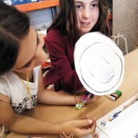 Tallers extraescolars STEAM Barcelona Circuits elèctrics littleBits
