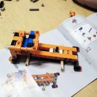 Taller Robòtica Mecànica LEGO Technic WeDo Extraescolars STEAM