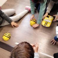 Tallers Robòtica Bee-Bot i Pro-Bot