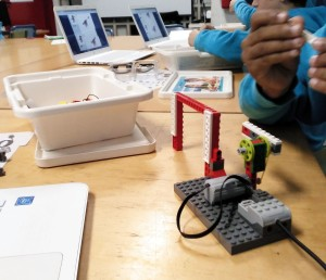Taller Robòtica LEGO WeDo Extraescolars STEAM