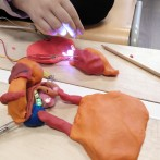 Tallers Extraescolars Ciència STEAM Circuits Play-Doh