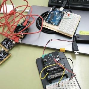 Tallers extraescolars Micro:bit Arduino