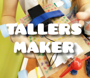 Tallers Makers: petits enginyers