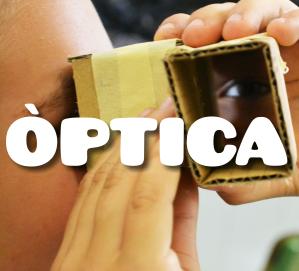 Construcció d'aparells òptics