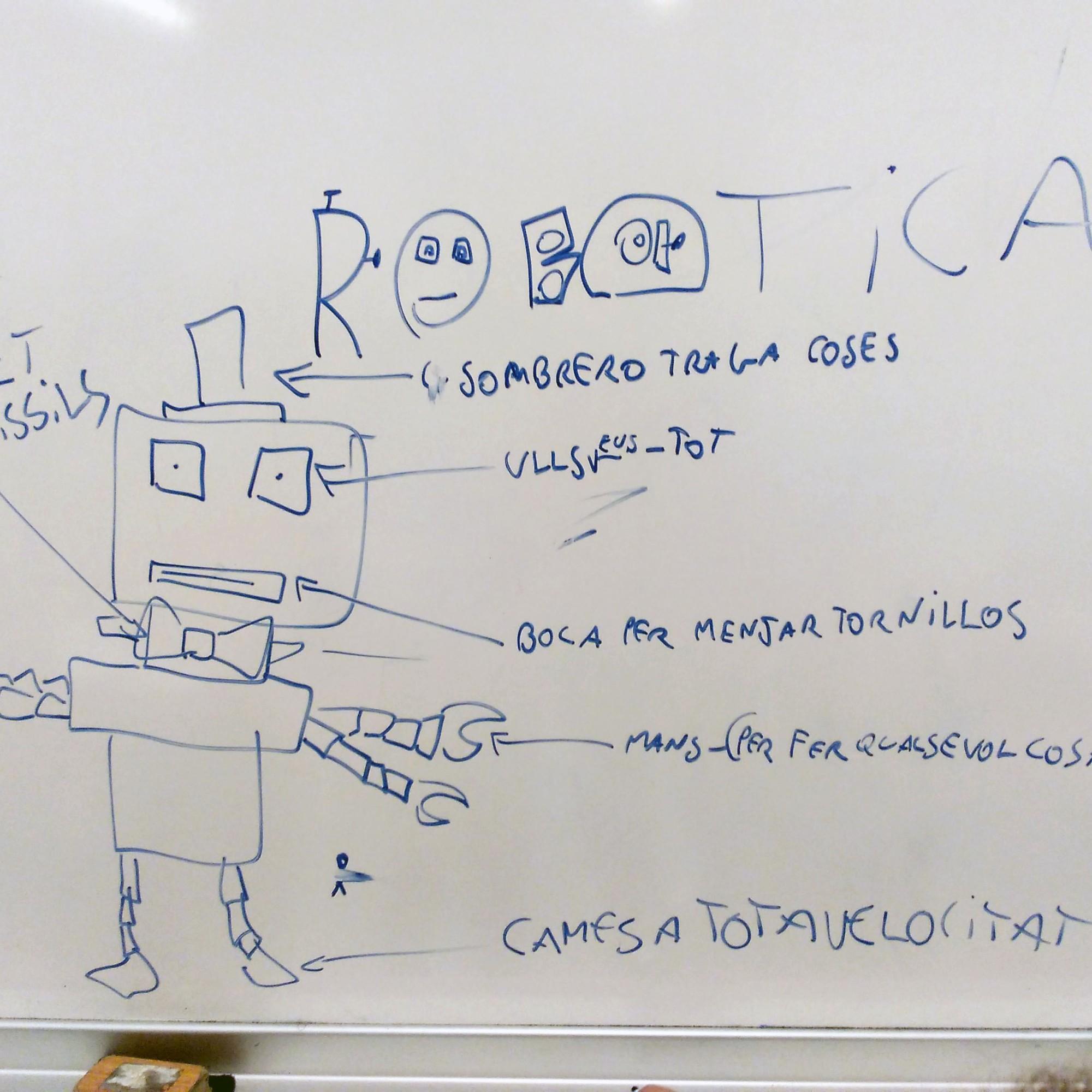 Tallers Robòtica Tecnologia STEAM