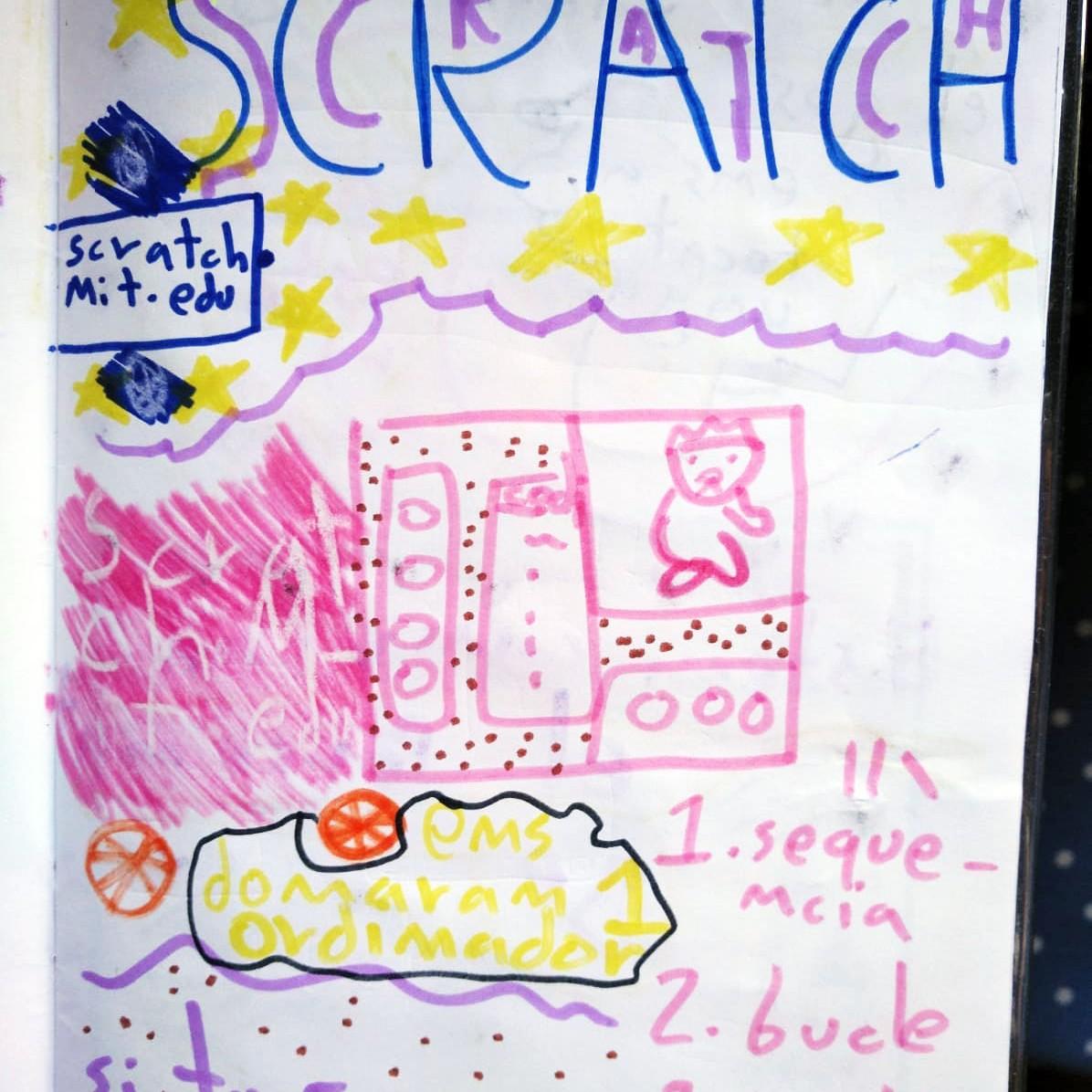 Taller Extraescolars Programació Scratch STEAM